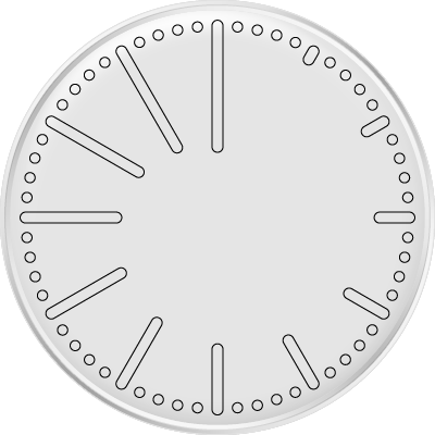 Стрелочные часы онлайн